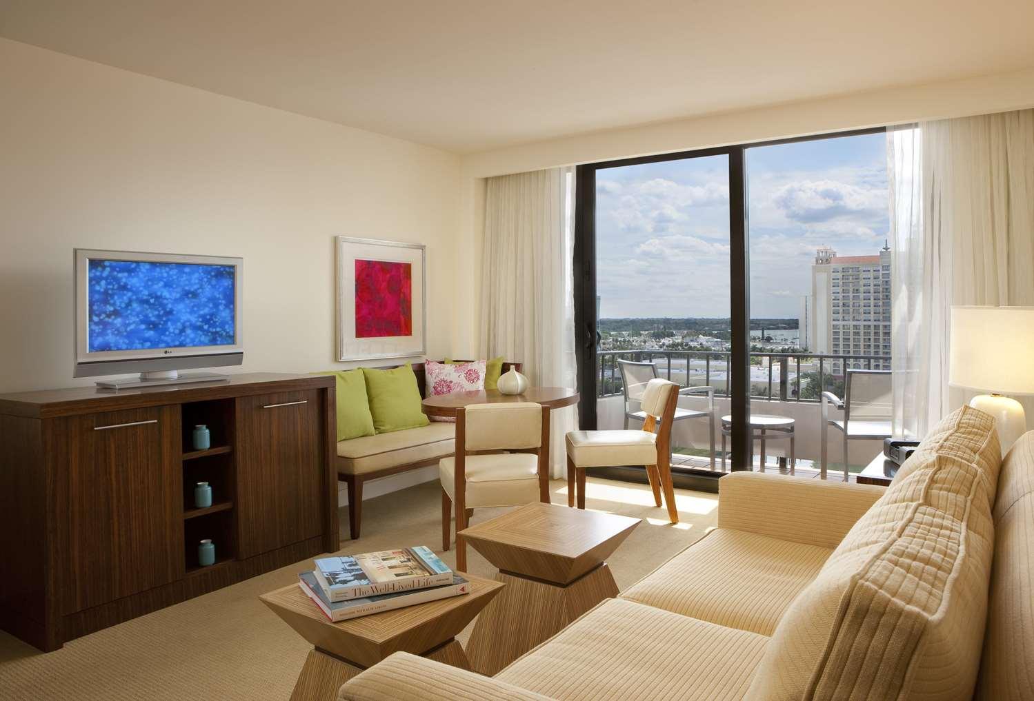 Suite - Hyatt Regency Hotel Sarasota
