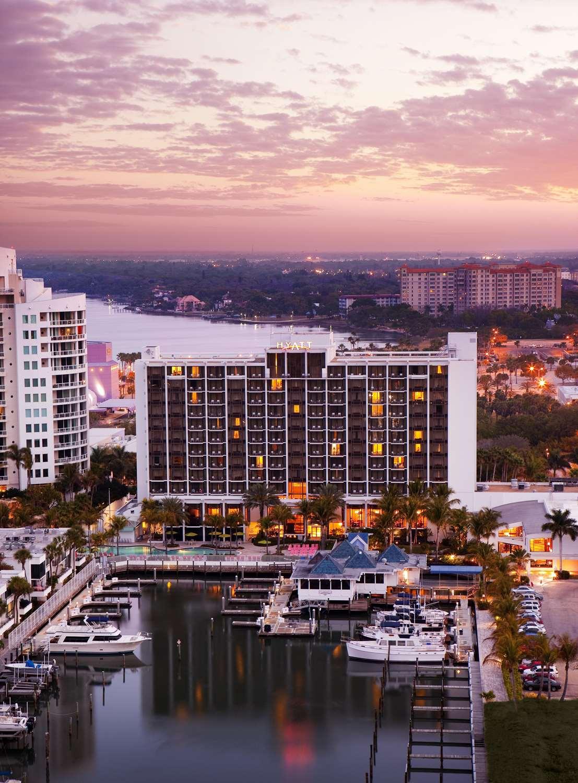 Exterior view - Hyatt Regency Hotel Sarasota
