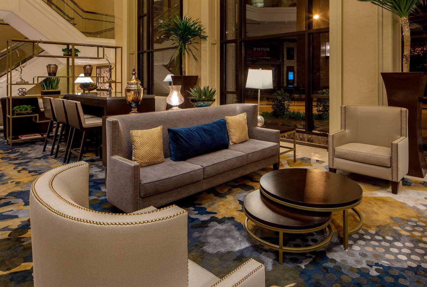 Lobby - Hyatt Regency Hotel St Louis