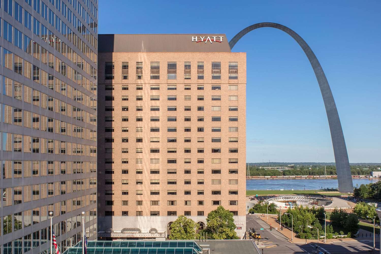 Exterior view - Hyatt Regency Hotel St Louis
