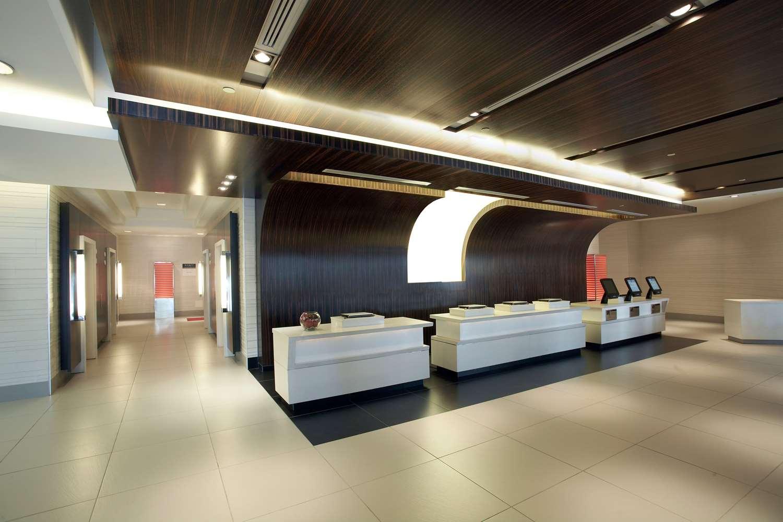 Lobby - Hyatt Regency Hotel Toronto