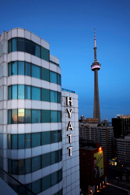 Exterior view - Hyatt Regency Hotel Toronto