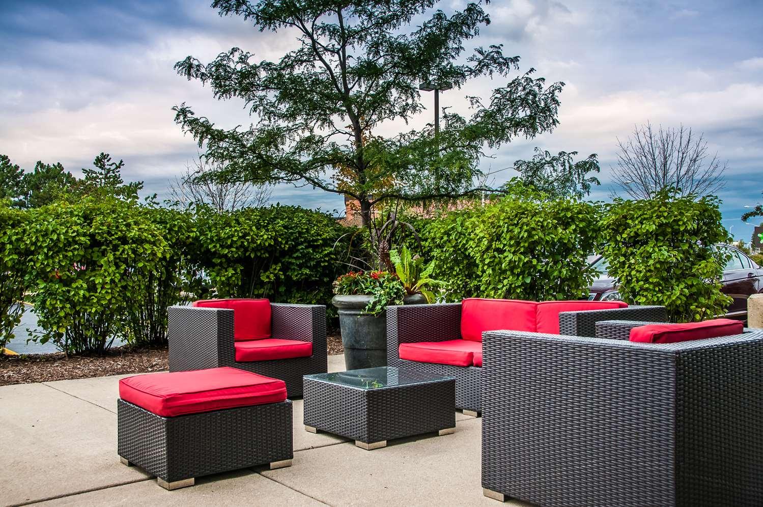 Exterior view - Hyatt House Hotel Schaumburg