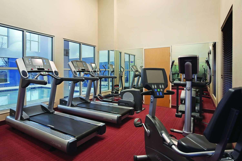 Fitness/ Exercise Room - Hyatt House Hotel Schaumburg