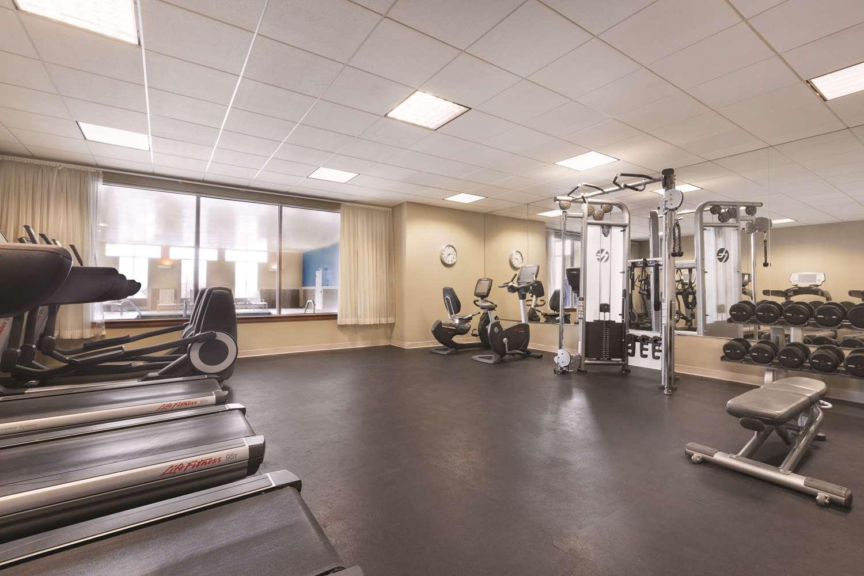 Fitness/ Exercise Room - Hyatt House Hotel Airport Denver