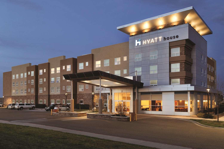 Exterior view - Hyatt House Hotel Airport Denver