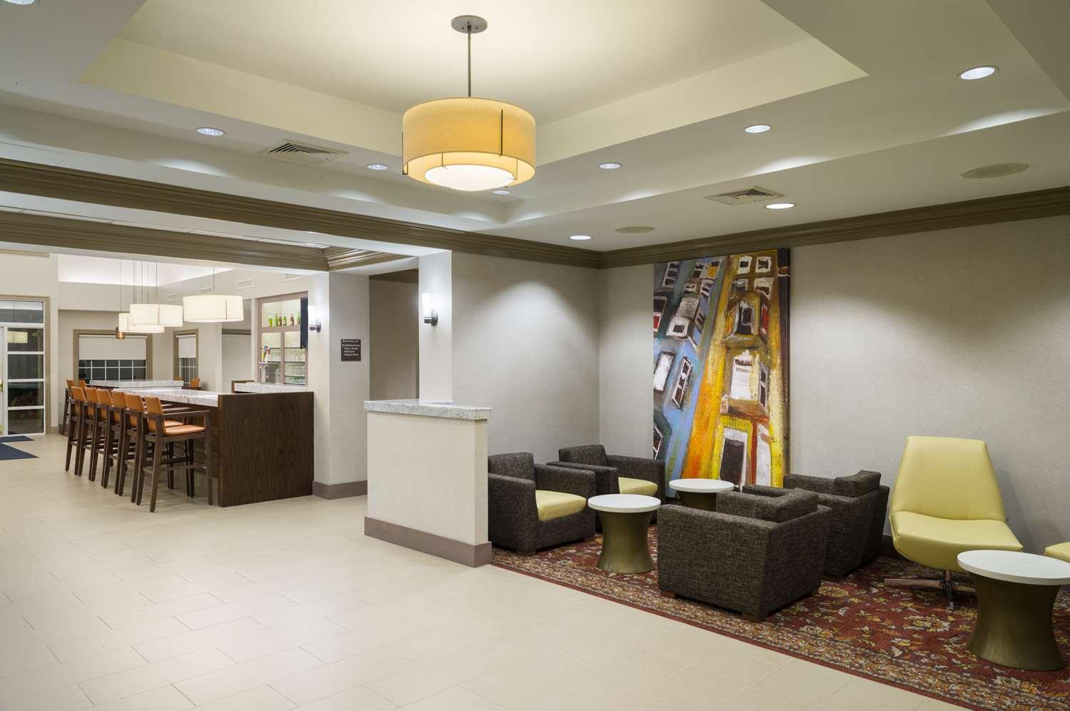 Lobby - Hyatt House Hotel Bridgewater