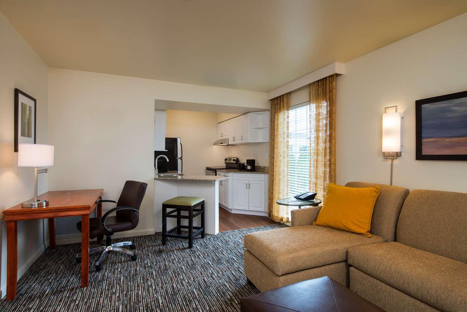 Suite - Hyatt House Hotel Bridgewater