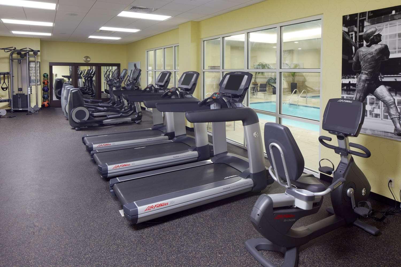 Fitness/ Exercise Room - Hyatt House Hotel King of Prussia