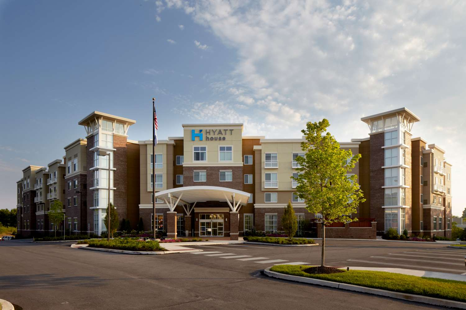 Exterior view - Hyatt House Hotel King of Prussia
