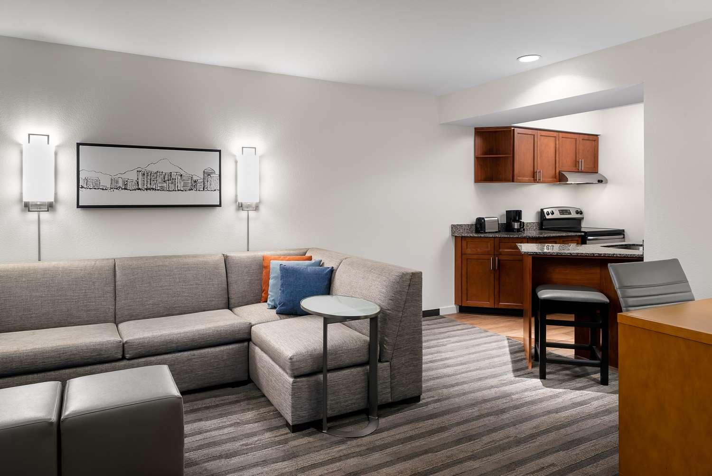 Suite - Hyatt House Hotel Scottsdale
