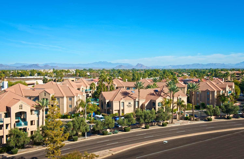 Exterior view - Hyatt House Hotel Scottsdale