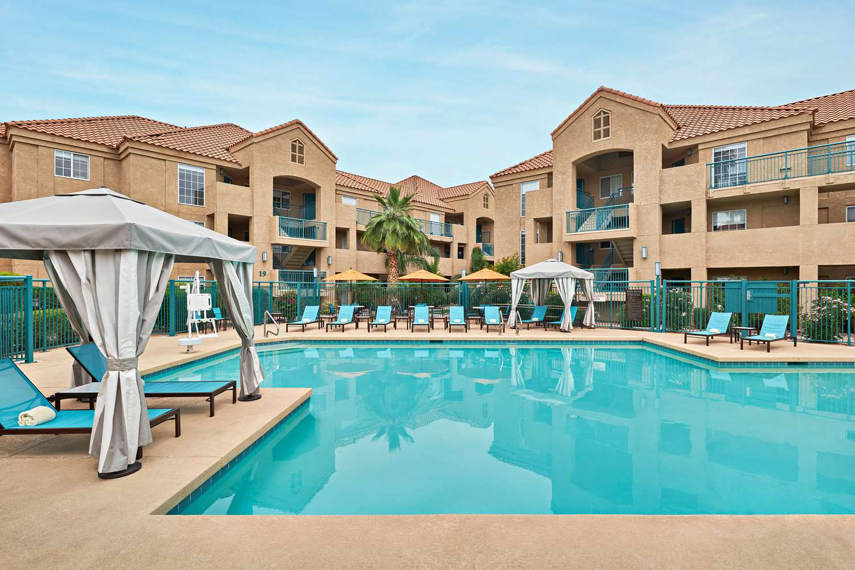 Pool - Hyatt House Hotel Scottsdale