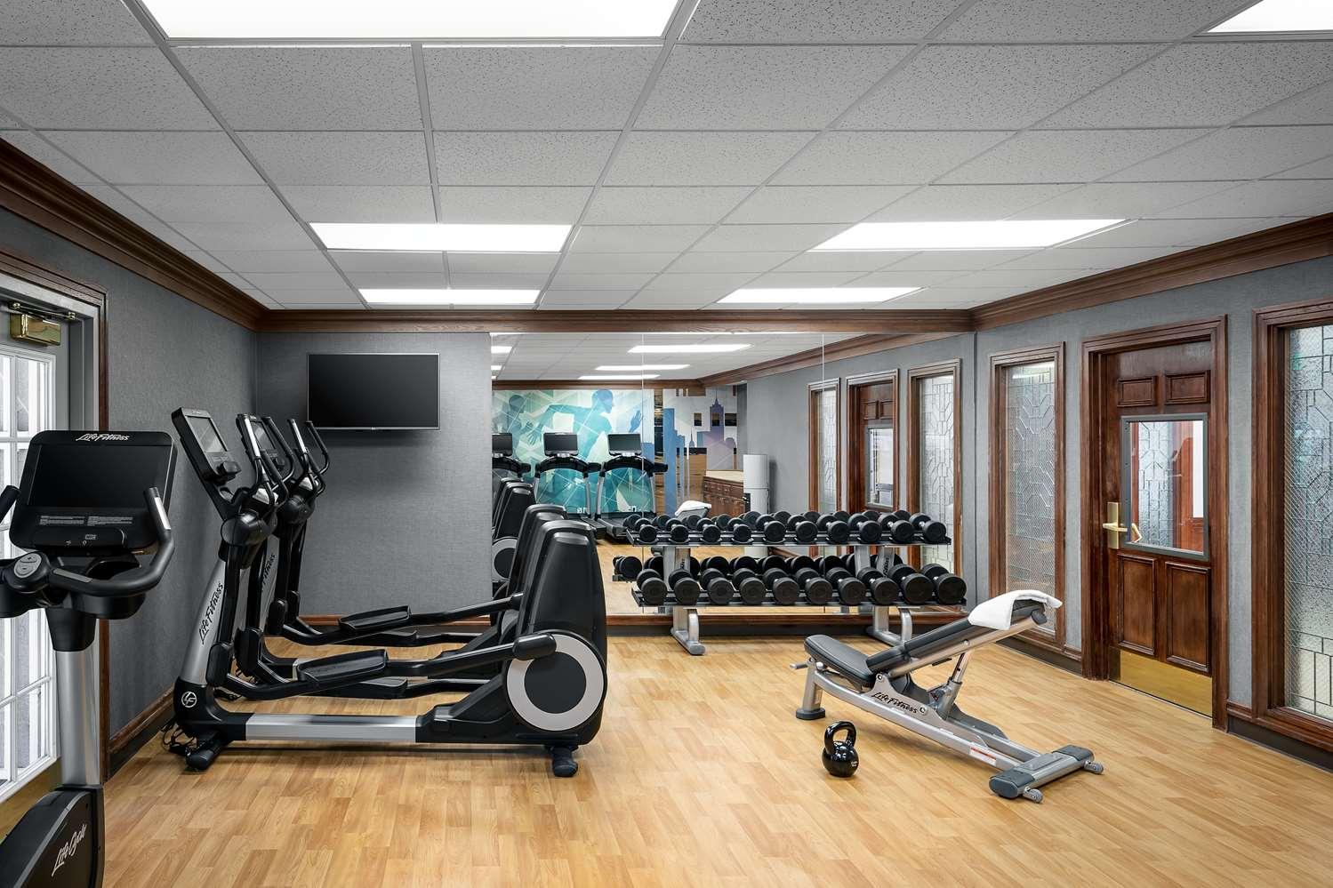 Fitness/ Exercise Room - Hyatt House Hotel Scottsdale