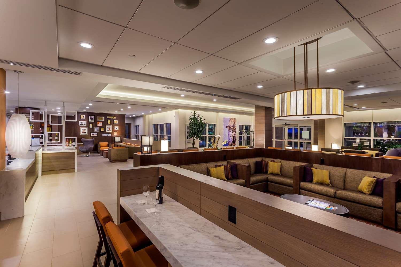 Lobby - Hyatt House Hotel San Juan