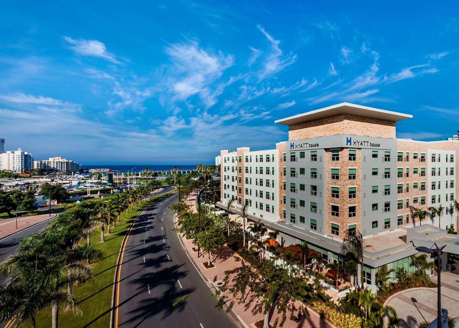 Exterior view - Hyatt House Hotel San Juan
