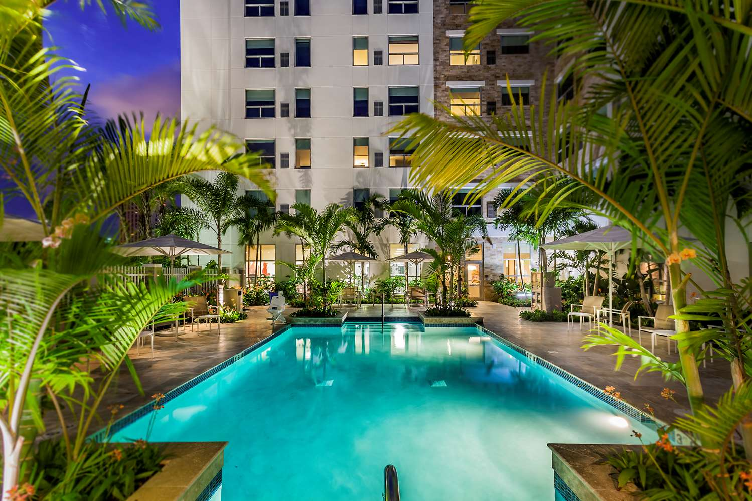 Pool - Hyatt House Hotel San Juan