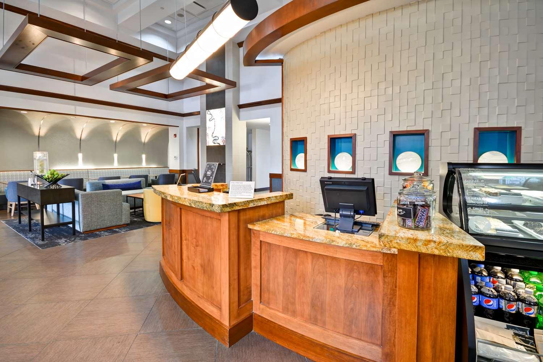 Lobby - Hyatt Place Hotel Baton Rouge