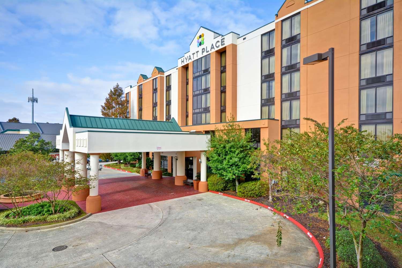 Exterior view - Hyatt Place Hotel Baton Rouge