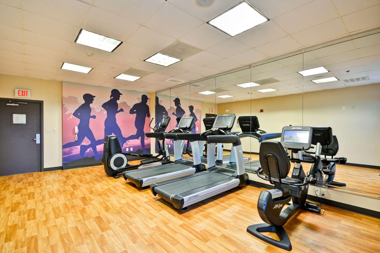 Fitness/ Exercise Room - Hyatt Place Hotel Baton Rouge
