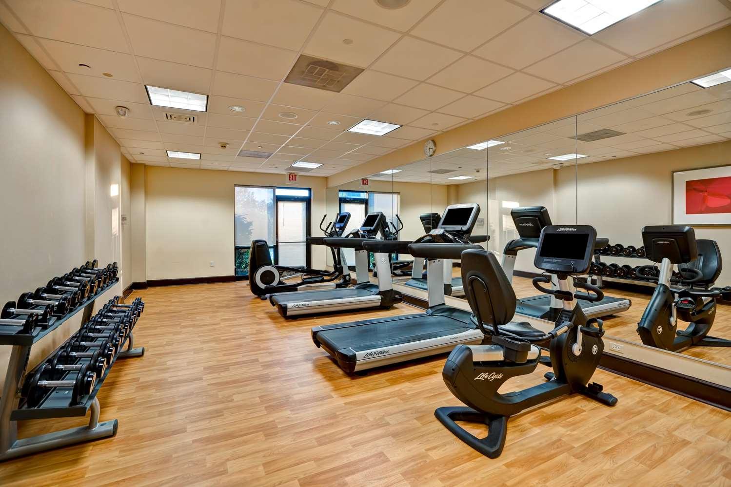 Fitness/ Exercise Room - Hyatt Place Hotel Linthicum