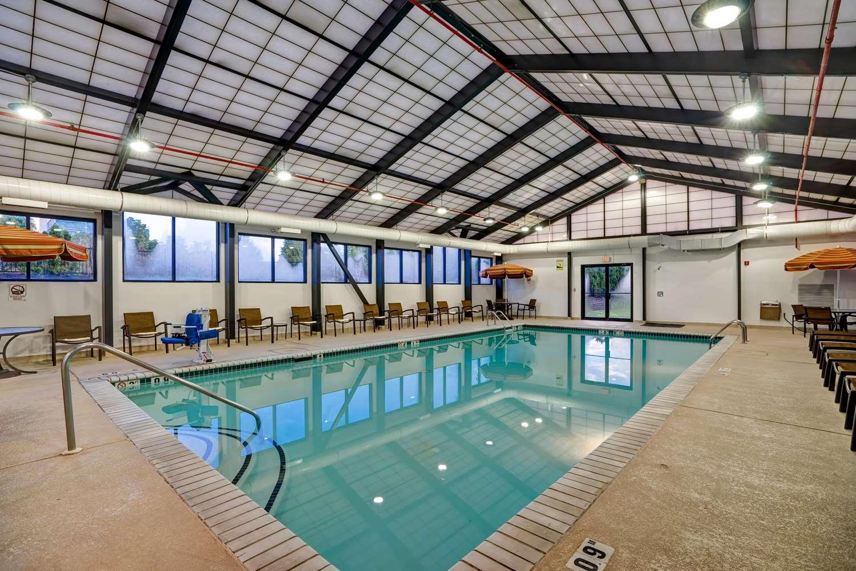 Pool - Hyatt Place Hotel Linthicum