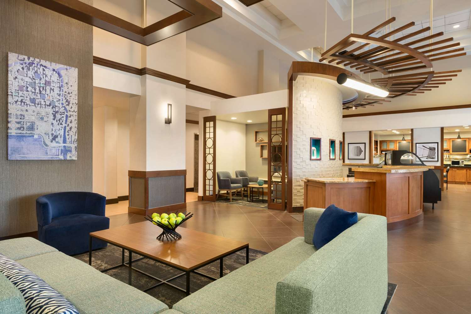 Lobby - Hyatt Place Hotel Schaumburg