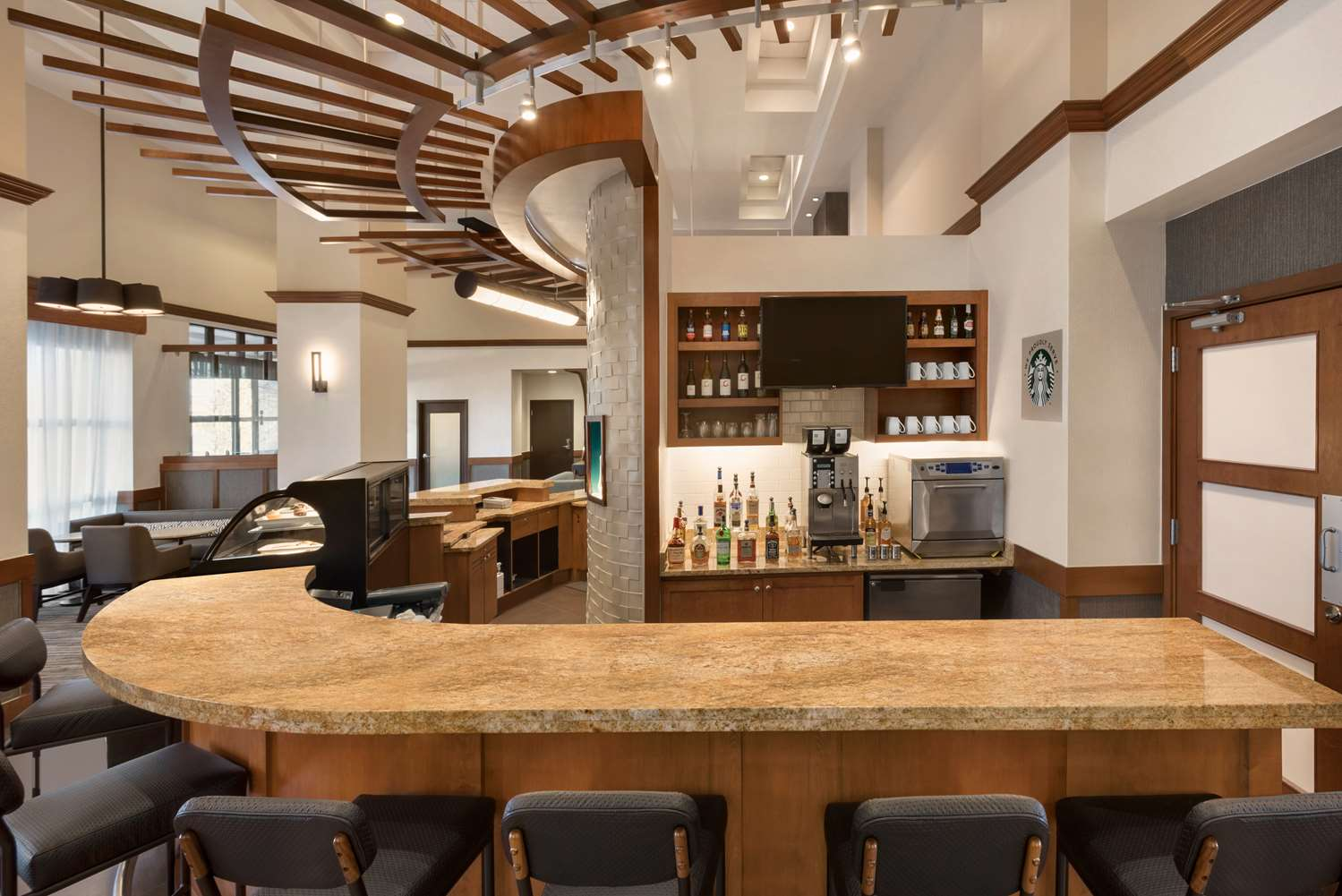 Bar - Hyatt Place Hotel Schaumburg