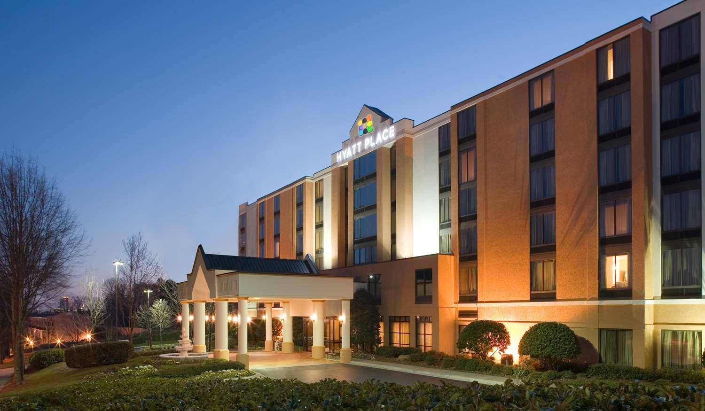 Exterior view - Hyatt Place Hotel Greensboro