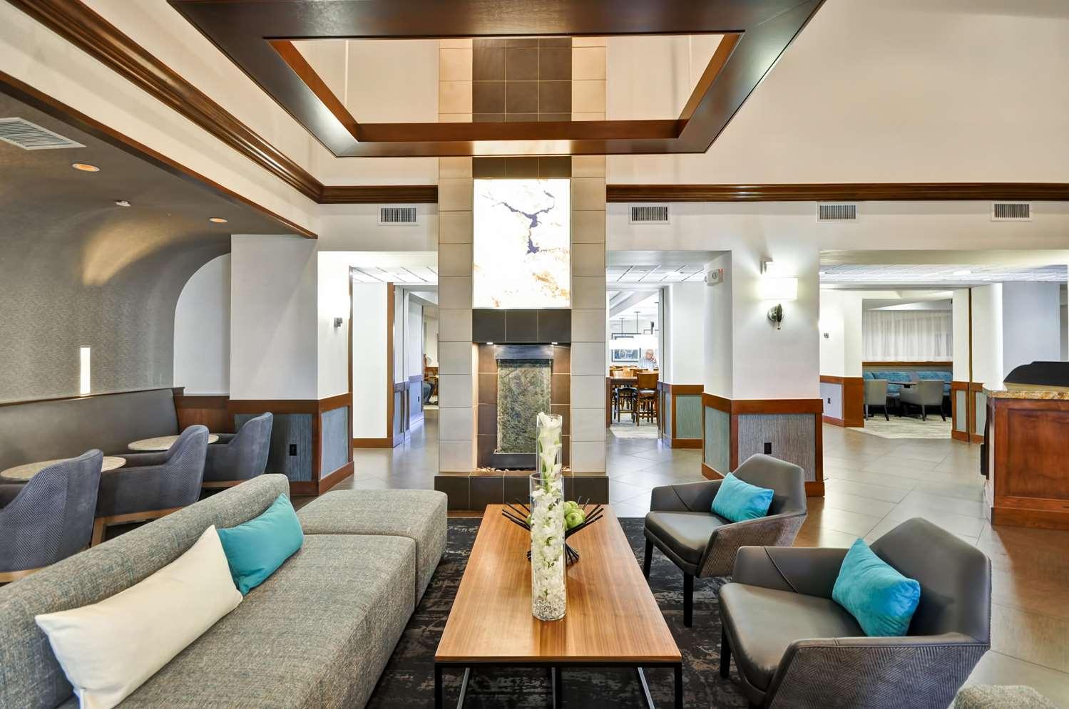 Lobby - Hyatt Place Hotel Las Vegas
