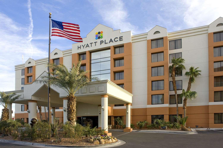 Exterior view - Hyatt Place Hotel Las Vegas