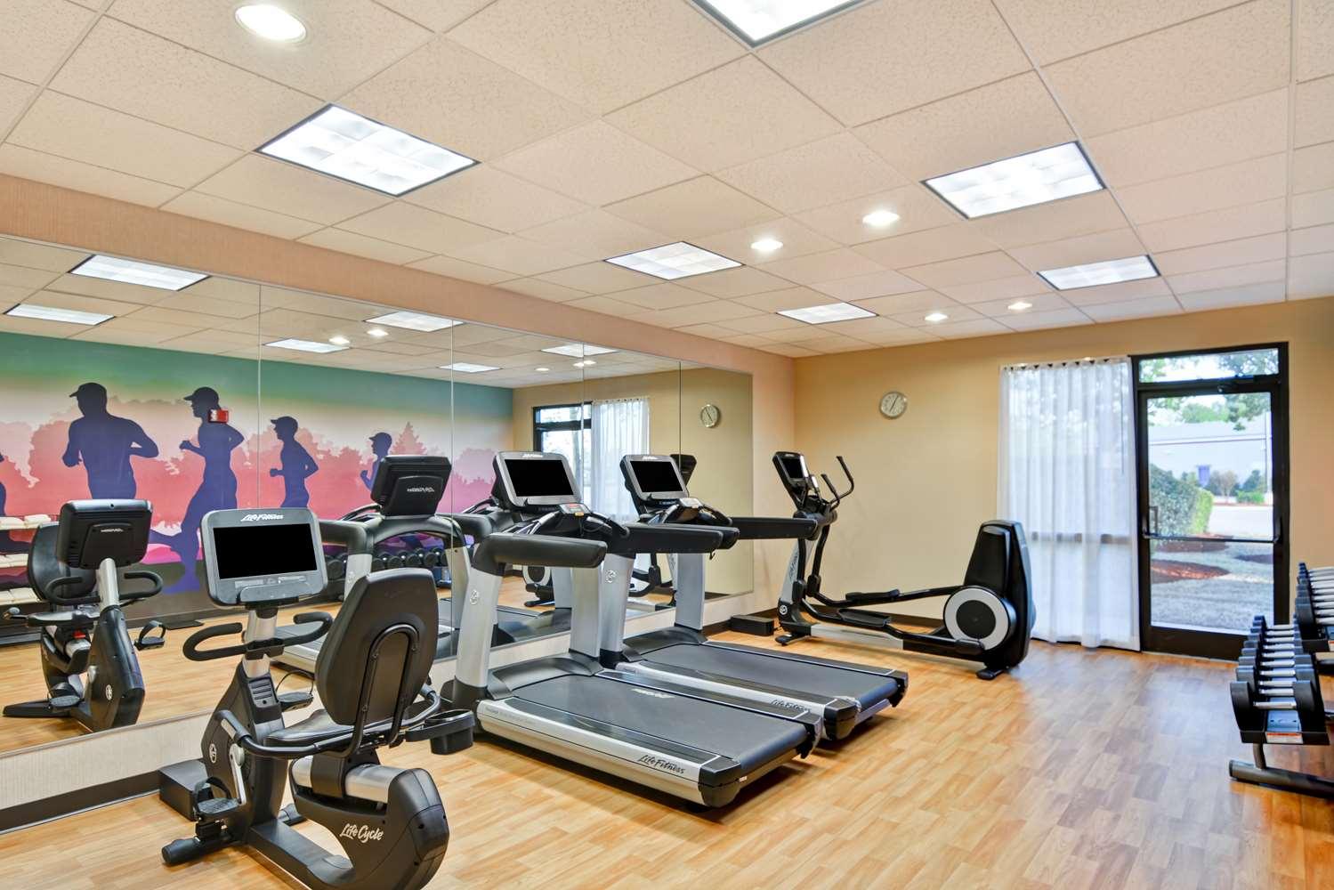 Fitness/ Exercise Room - Hyatt Place Wolfchase Galleria