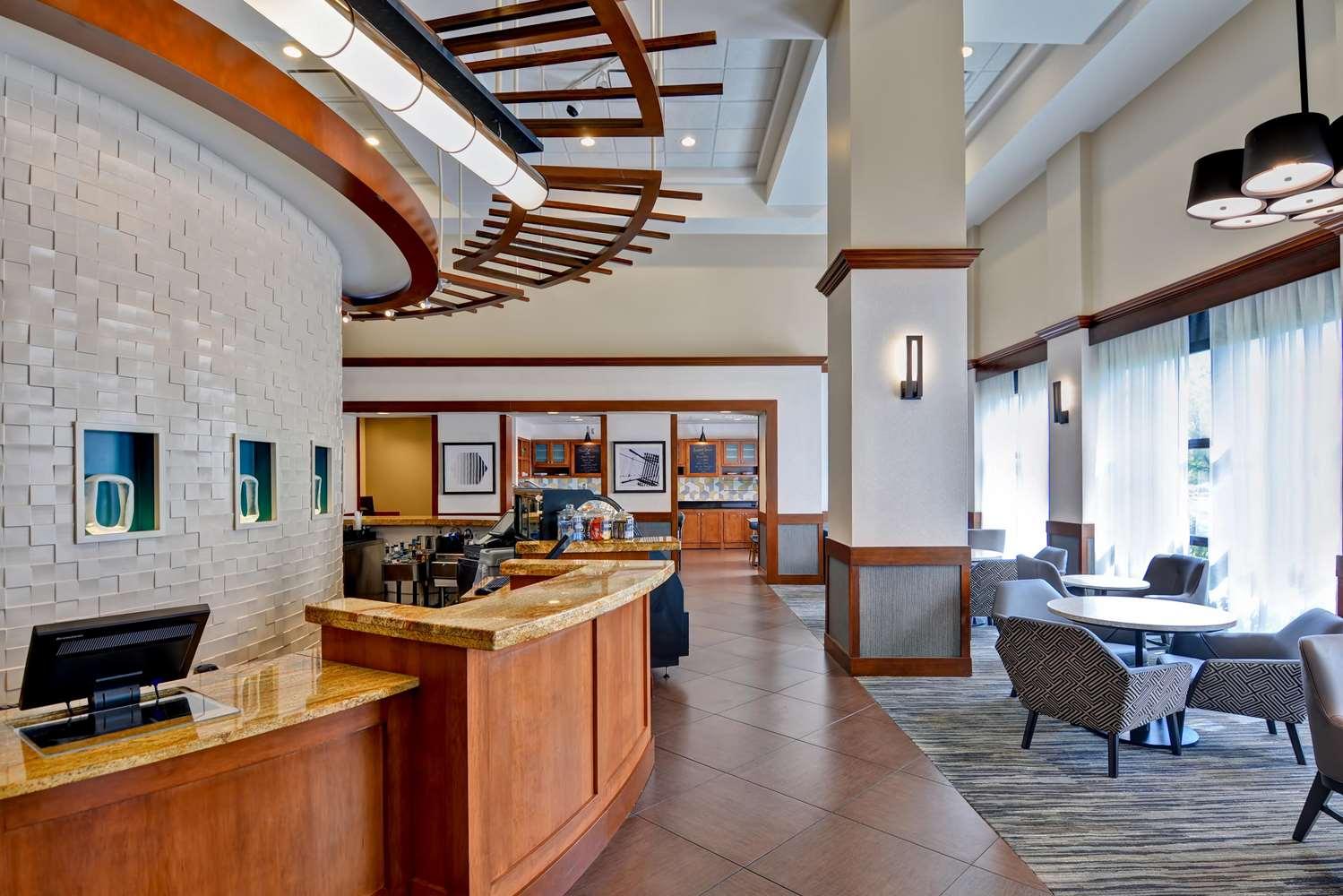 Lobby - Hyatt Place Wolfchase Galleria
