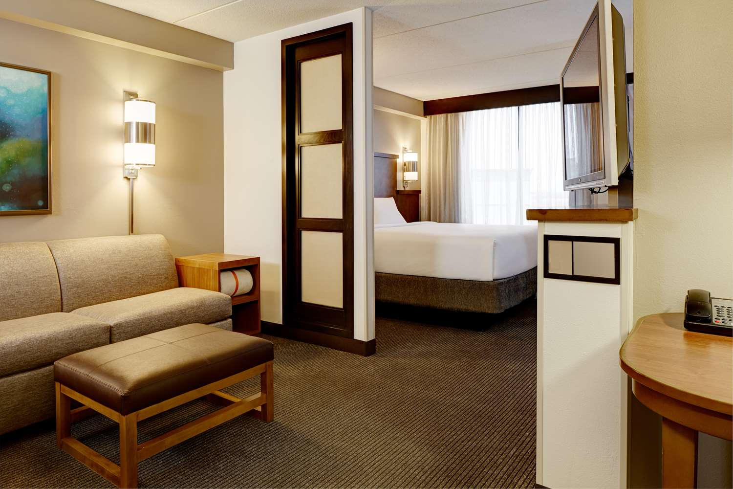 Room - Hyatt Place Hotel West Milwaukee