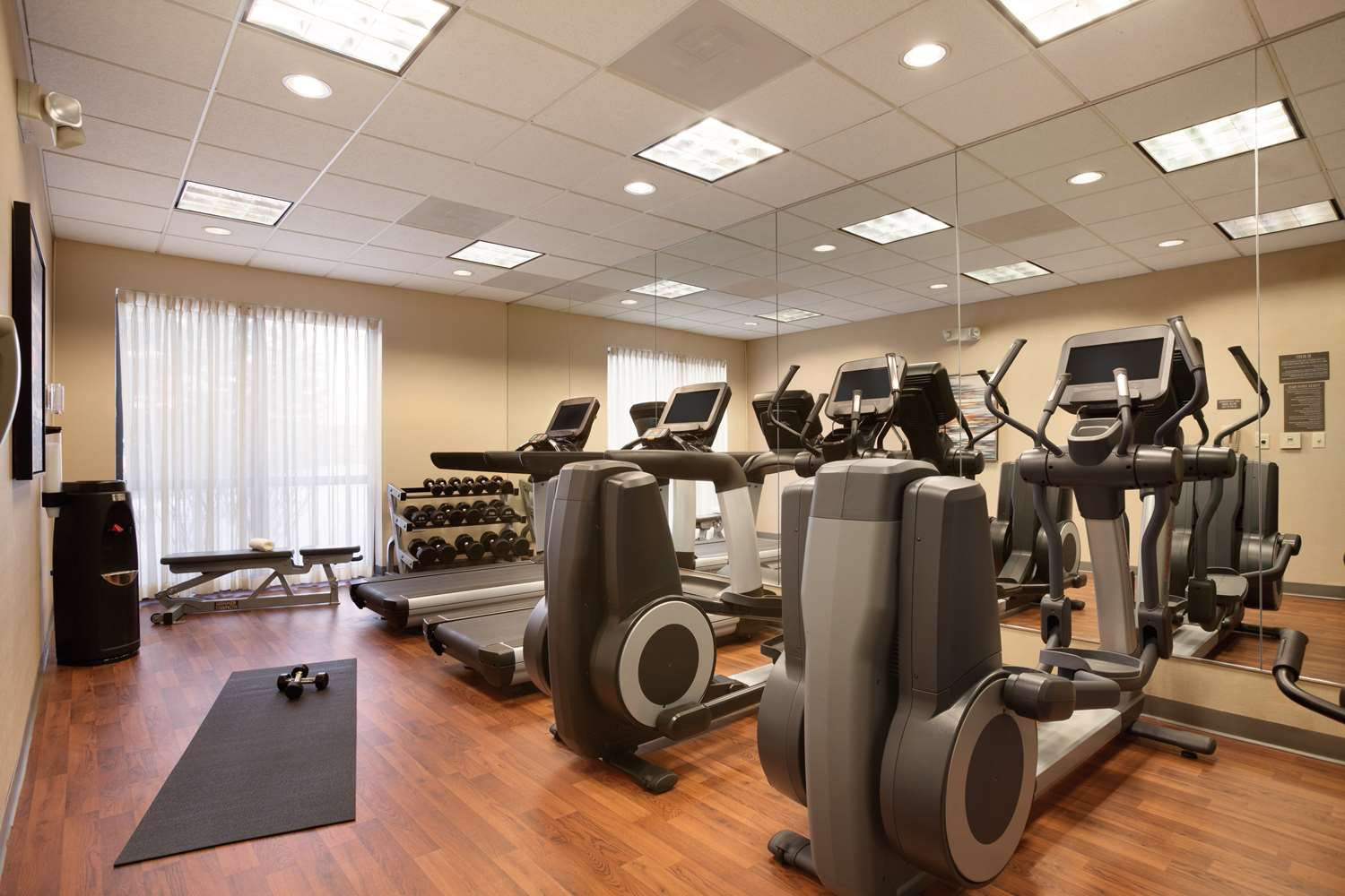 Fitness/ Exercise Room - Hyatt Place Hotel West Milwaukee