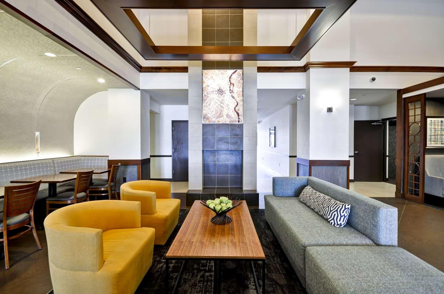 Lobby - Hyatt Place Hotel Minneapolis Airport Bloomington