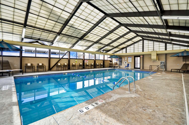 Pool - Hyatt Place Hotel Minneapolis Airport Bloomington