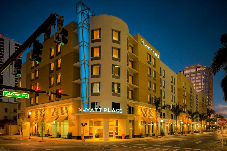 Exterior view - Hyatt Place Hotel West Palm Beach