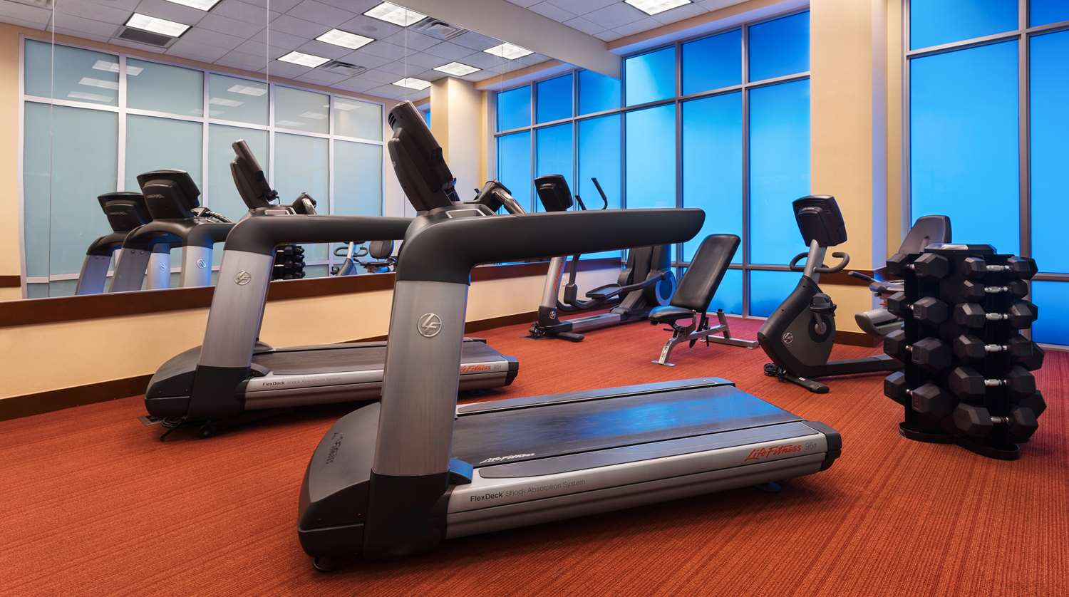 Fitness/ Exercise Room - Hyatt Place Hotel West Palm Beach