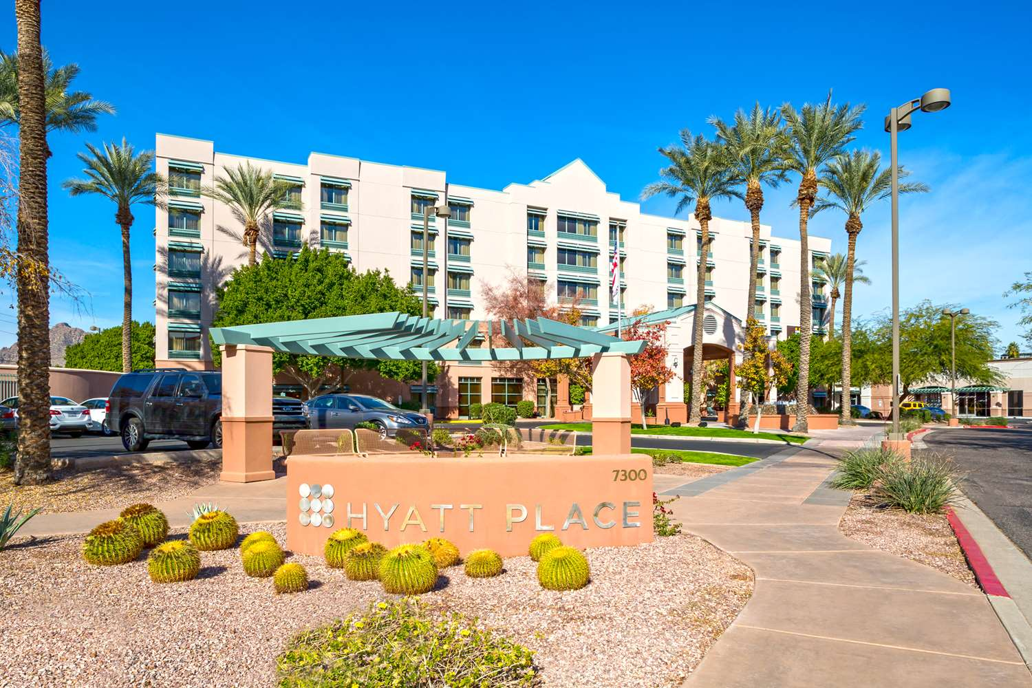 Exterior view - Hyatt Place Hotel Old Town Scottsdale