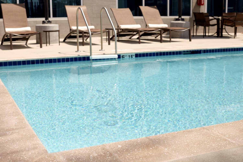 Pool - Hyatt Place Hotel Salt Lake City