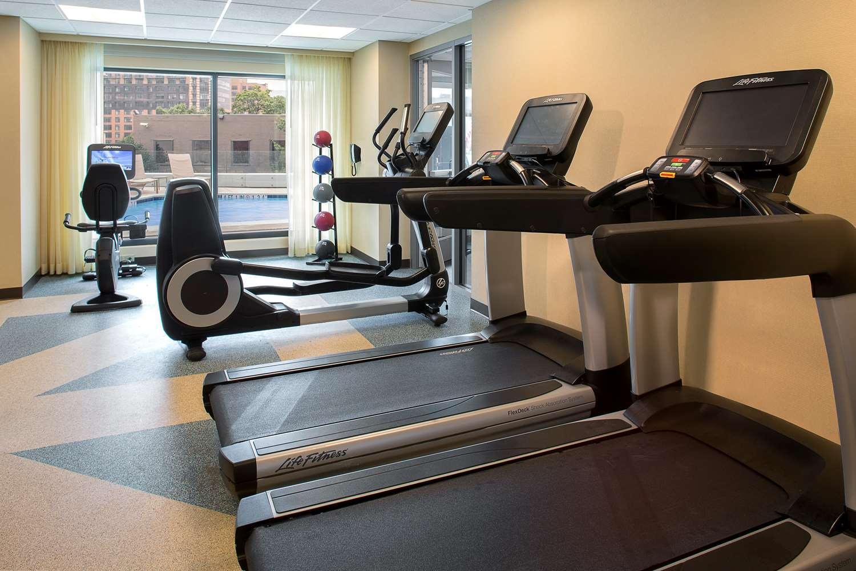 Fitness/ Exercise Room - Hyatt Place Hotel Northeast Washington DC