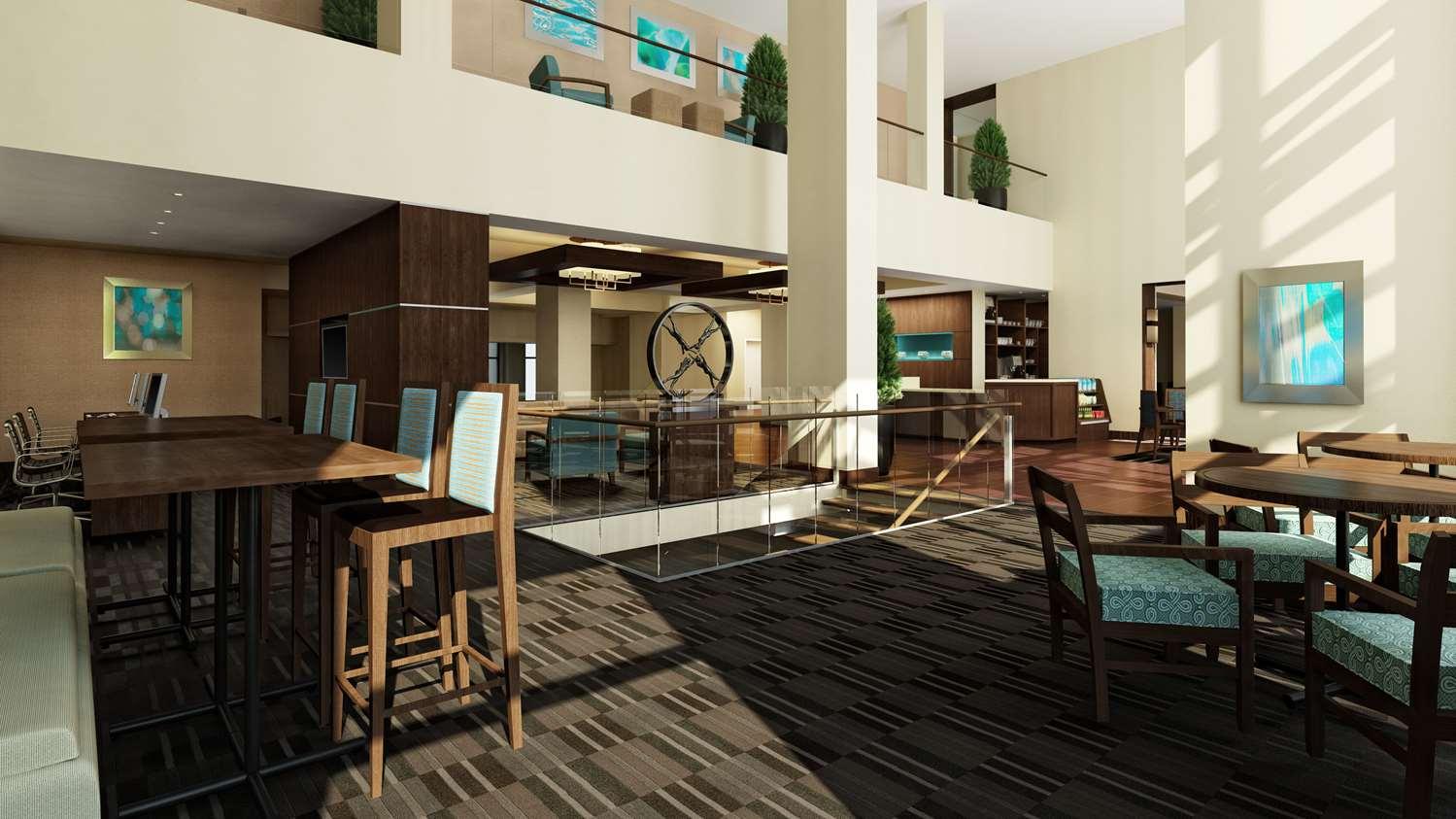 Lobby - Hyatt Place Hotel Northeast Washington DC