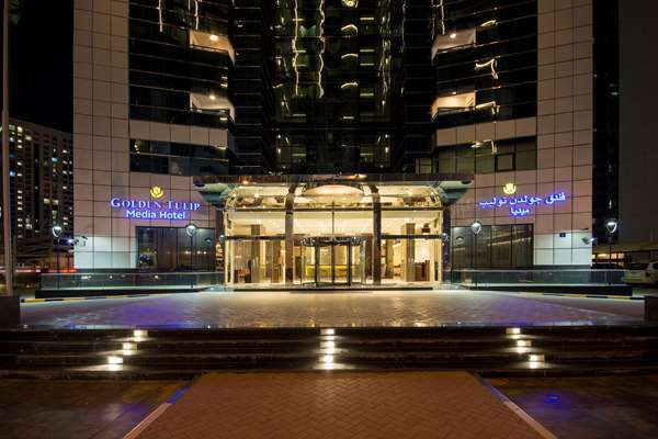 GOLDEN TULIP MEDIA HOTEL