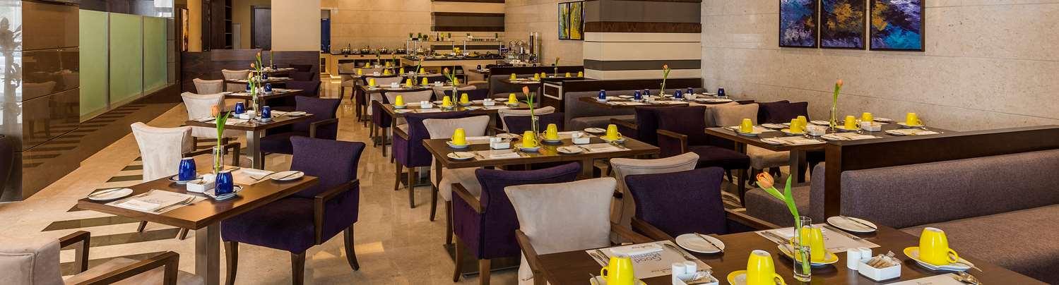 مطعم - Hotel Golden Tulip Media Hotel