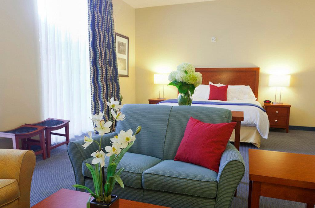 Suite - UMass Lowell Inn & Conference Center