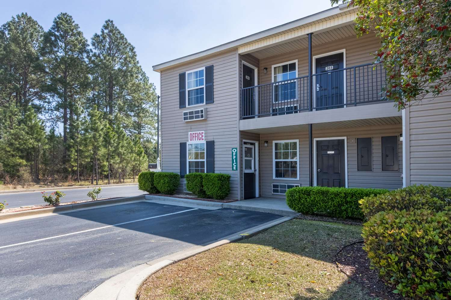 Exterior view - Studio 6 Extended Stay Hotel Statesboro