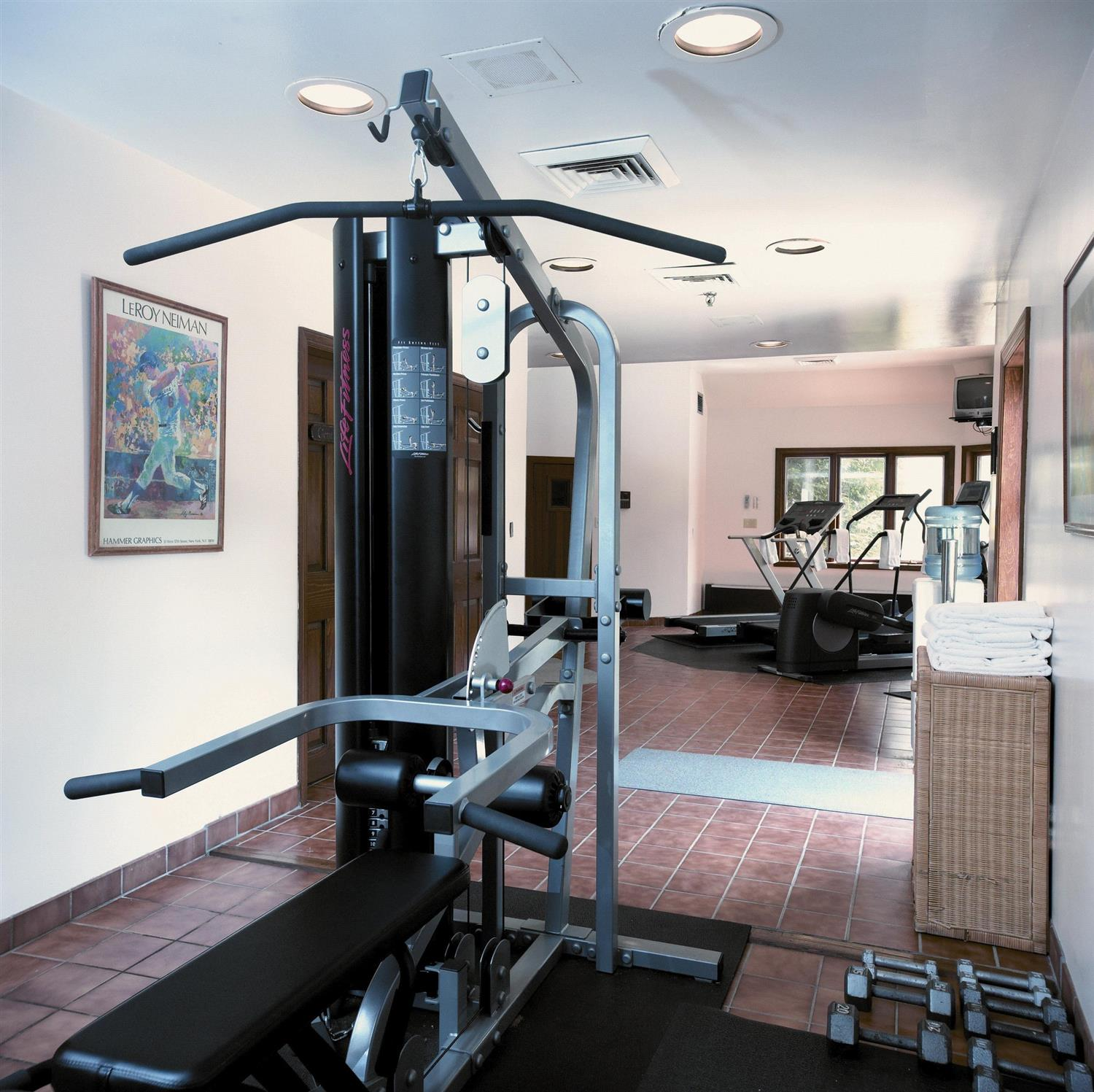 Fitness/ Exercise Room - Orchards Hotel Williamstown