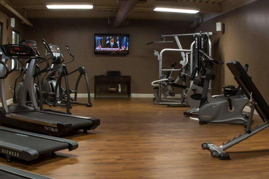 Fitness/ Exercise Room - Colonial Hotel Gardner