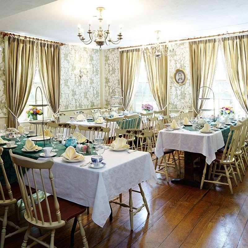 Restaurant - Colonial Inn Concord